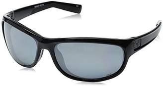 Under Armour Ua Capture Polarized Oval Sunglasses
