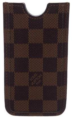 Louis Vuitton Damier Ebene iPhone 5 Case