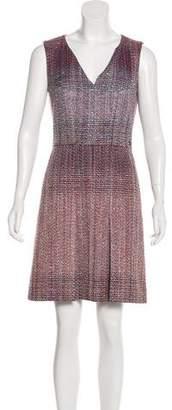 Chanel 2017 Tweed Dress