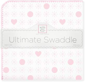 Swaddle Designs Ultimate Swaddle Blanket, Made in USA, Premium Cotton Flannel
