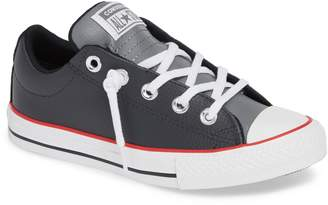 Converse Chuck Taylor(R) All Star(R) Collegiate Street Leather Slip-On Sneaker