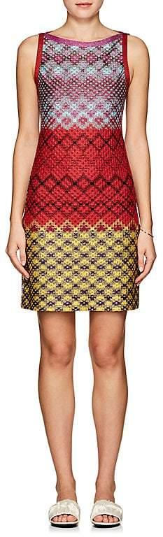 Missoni Women's Sleeveless Shift Dress