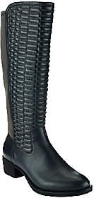 Aimee Kestenberg Leather & Stretch Tall ShaftBoots - Aimee