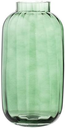 Bloomingville - Glass Vase - Green - 32cm