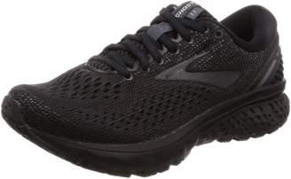 Brooks Women's Ghost 11 Running Shoe (BRK-120277 1B 4085410 5 NAY/Gry/BLU)