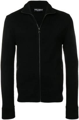 Dolce & Gabbana zip-up cardigan