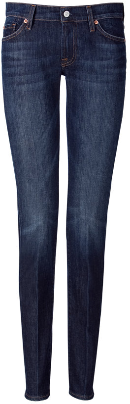 Seven for all Mankind Jeans Roxanne N.Y. dark
