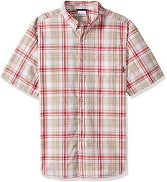 Columbia Men's Rapid Rivers II Big and Tall Short Sleeve Shirt