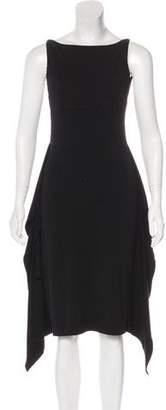 Diane von Furstenberg Sleeveless Wool Dress