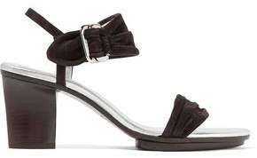 Roger Vivier Suede Sandals