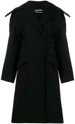 Jacquemus Le Manteau Elie oversized coat