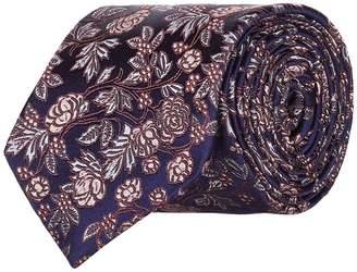 Harrods Floral Tie