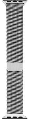 Apple Watch Silver Milanese Loop Band