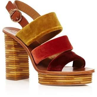 Tory Burch Women's Patos Platform Sandals
