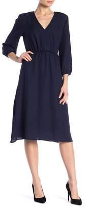 Collective Concepts Front Lace Detail Dress