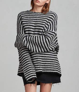 AllSaints Abigail Crew Sweater