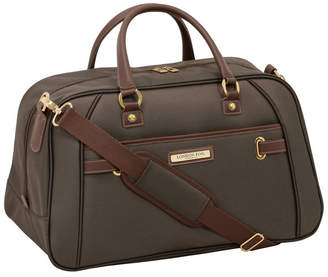"London Fog Oxford Ii 21"" Softside Weekend Duffel Luggage"