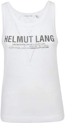 Helmut Lang Logo Vest