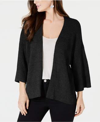 Style&Co. Style & Co Draped Kimono-Sleeve Cardigan, Created for Macy's