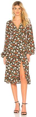 Privacy Please Nixon Midi Dress
