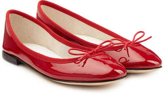 Repetto Patent Leather Ballet Flats