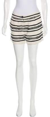 Thakoon Mid-Rise Mini Shorts