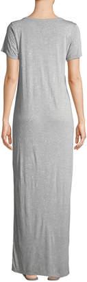 Rachel Roy Imogen Paint Splatter Maxi Dress