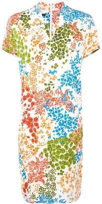 Escada floral print dress