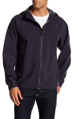 Hawke & Co Concealed Zip Rain Jacket