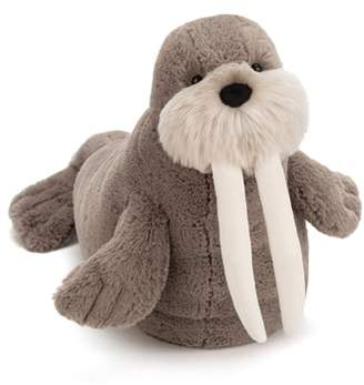 Jellycat Willy Walrus Stuffed Animal