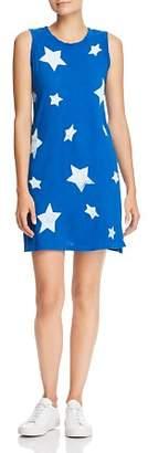 Current/Elliott The Beatnik Star Print Muscle Tank Dress
