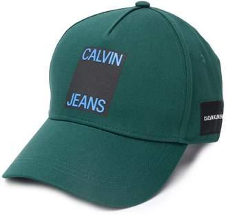Calvin Klein Jeans logo baseball cap