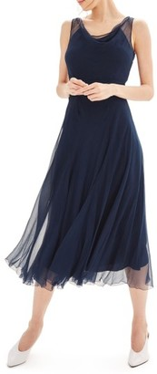 Women's Topshop Bride Silk Midi Dress $360 thestylecure.com