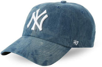 '47 Washed Denim New York Yankees Baseball Cap