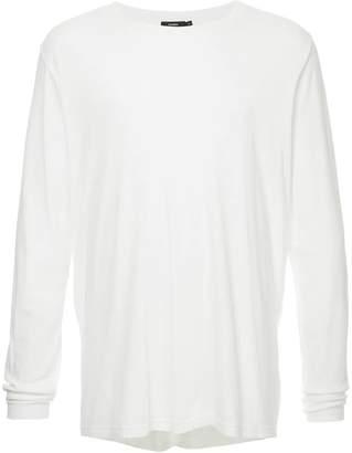 Bassike long sleeved jersey