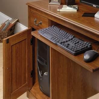 Alcott Hill Hanlon Computer Desk with Hutch