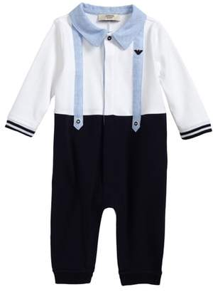 Armani Junior Bodysuit