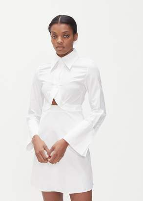Ellery Double Helix Shirt Dress