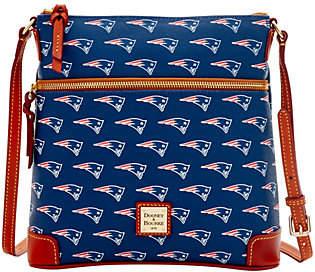 Dooney & Bourke NFL Patriots Crossbody