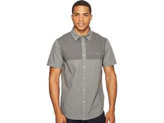 The North Face Short Sleeve Block Me Shirt Men's Short Sleeve Button Up