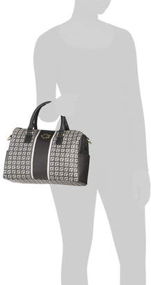 Everly Satchel With Crossbody Strap