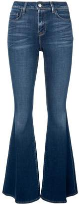 L'Agence bootcut fit jeans