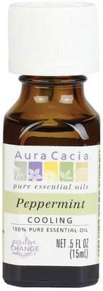 Aura Cacia Peppermint Essential Oil Box 15 ml