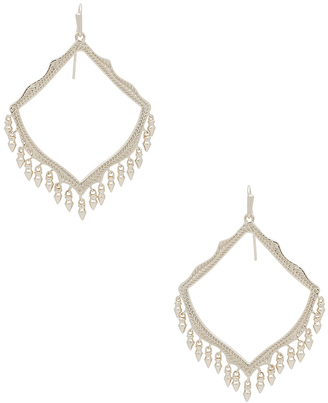 Kendra Scott Lacy Earrings $70 thestylecure.com