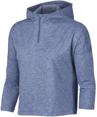 Nike Dry Element Cropped Running Hoodie