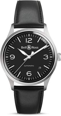 Bell & Ross BR V1-92 Black Steel Watch, 38.5mm