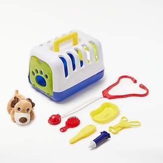John Lewis & Partners My Pet Carry Case Vet Playset