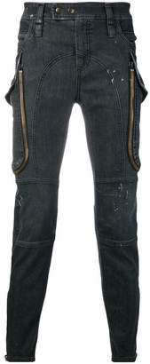 Faith Connexion zipped pocket skinny jeans