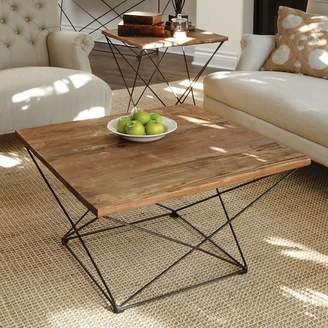 west elm Angled Base Coffee Table