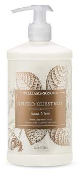 Williams-Sonoma Williams Sonoma Spiced Chestnut Hand Lotion, 16oz.